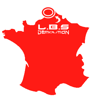 LBS demolition carte